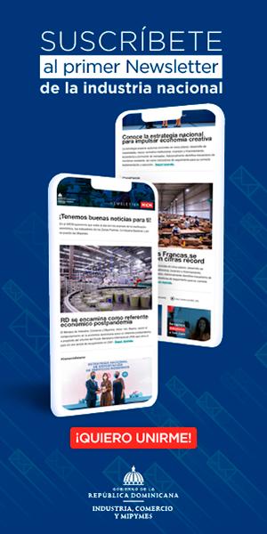 Suscribete al primer Newsletter de la industria nacional
